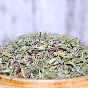 Natūrali ekologiška čiobrelių arbata