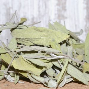Natūrali ekologiška šalavijų arbata